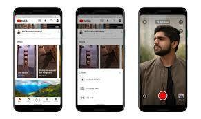 Youtube shorts réseau