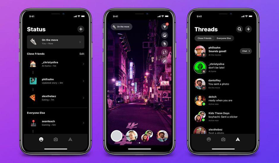 Threads : l'application Instagram jaunit